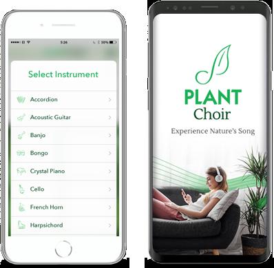 PlantCHoir App